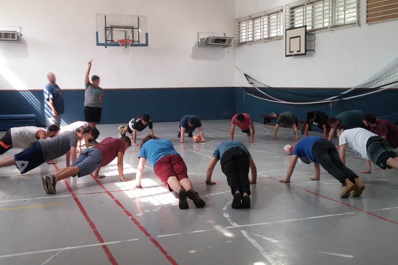 נווה צאלים - מרכז ספורט
